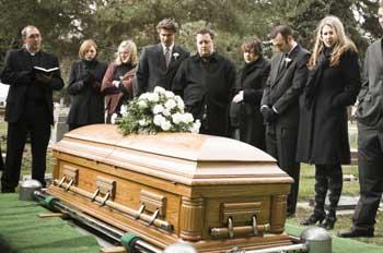 cérémonie enterrement avec les Pompes funèbres NOSZCZYNSKI